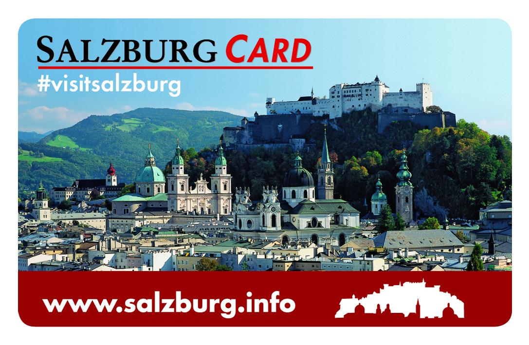 salzburg guide-Salzburg Card