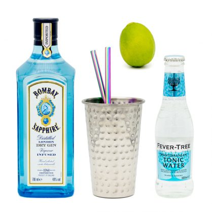 Gin Tonic - cocktailset