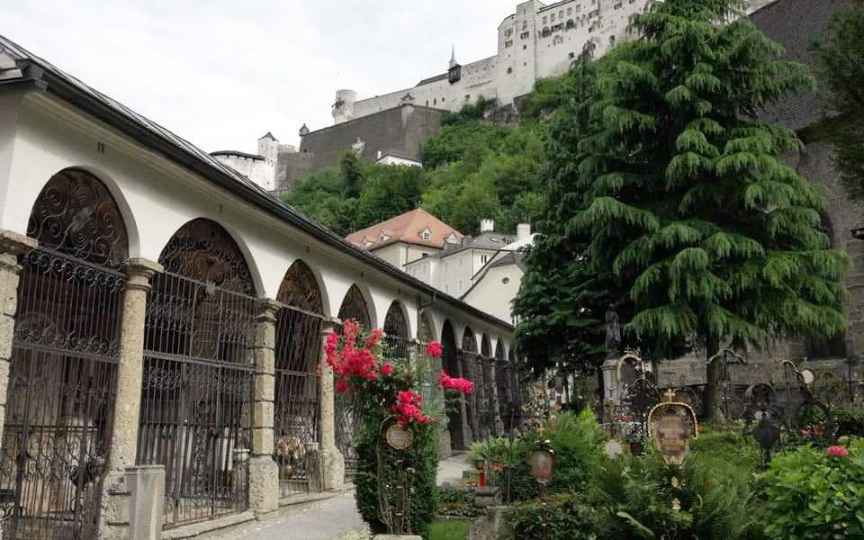 Salzburg Guide Gruselführung - Friedhof St. Peter