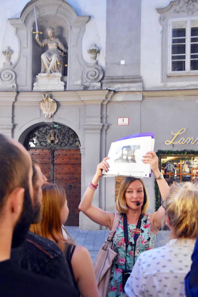 Salzburg Guide Gruselführung