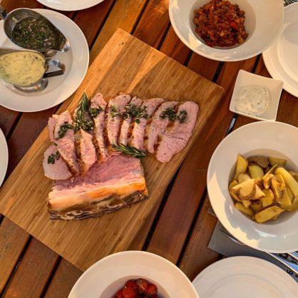 Salzburg Guide Eat & Drink - Gasthof Hinterbrühl - Kalbfleisch