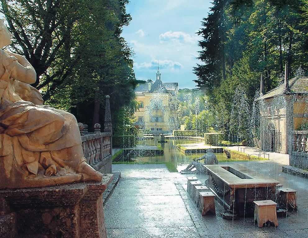 Salzburg Guide - Schloss Hellbrunn