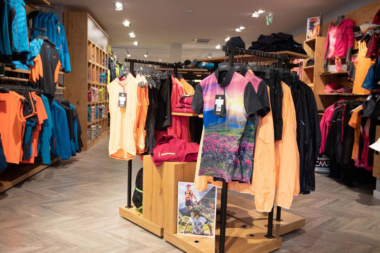 Salzburg Guide Shopping - CMP Outdoor-Mode