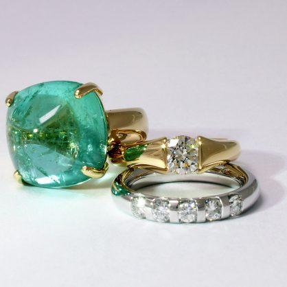 Salzburg Guide Shopping - Juwelier Salzburger - Ringe