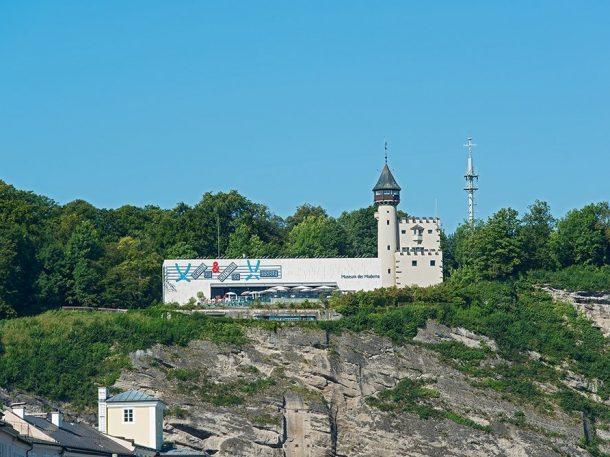 Salzburg Guide Art - Museum der Moderne