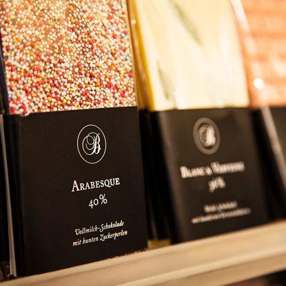 Salzburg Guide Eat & Drink - Braun. Internationale Manufaktur-Schokolade - Galerie
