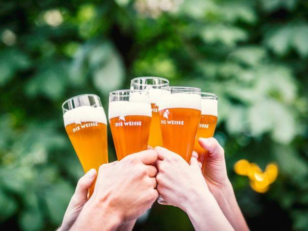 Salzburg Guide Eat & Drink - Die Weiße