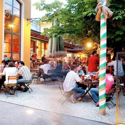 Salzburg Guide Eat & Drink - Die Weiße - Galerie