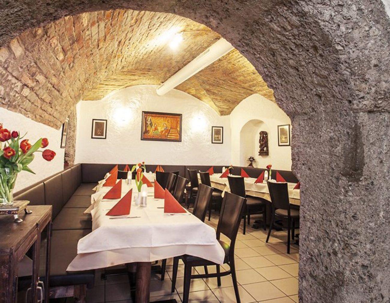 Salzburg Guide Eat & Drink - Hana's Rasoi Indisches Restaurant