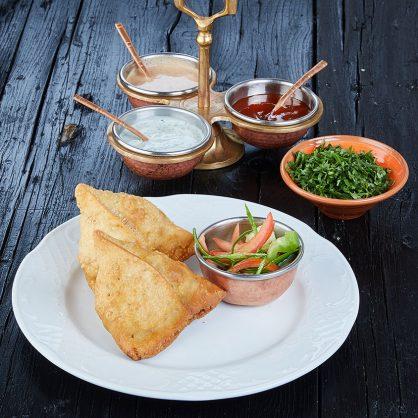 Salzburg Guide Eat & Drink - Hana's Rasoi Indisches Restaurant - Galerie