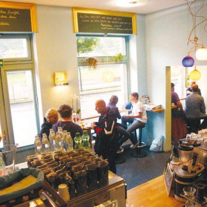 Salzburg Guide Eat & Drink - Kaffee-Alchemie - Galerie