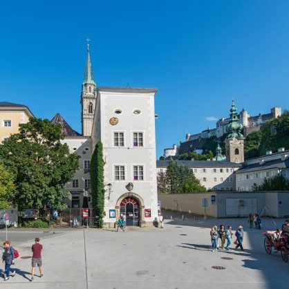 Salzburg Guide Kultur - Museum der Moderne - Galerie