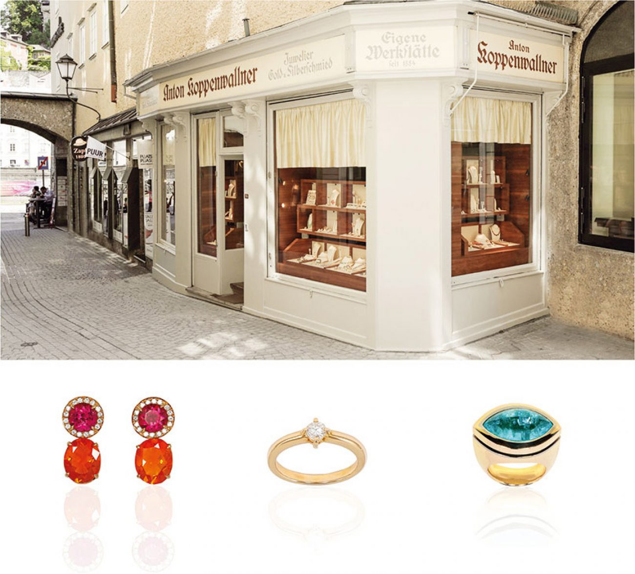 Salzburg Guide Shopping - Anton Koppenwallner
