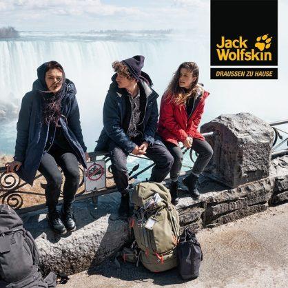 Salzburg Guide Shopping - Jack Wolfskin - Galerie
