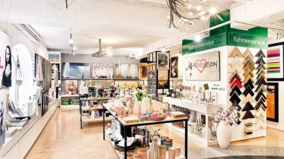 Salzburg Guide Shopping - The Living Store