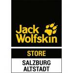 Salzburg Guide Shopping - Logo Jack Wolfskin