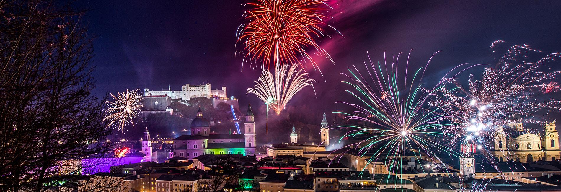 Salzburg Guide Tourismus - Silvester