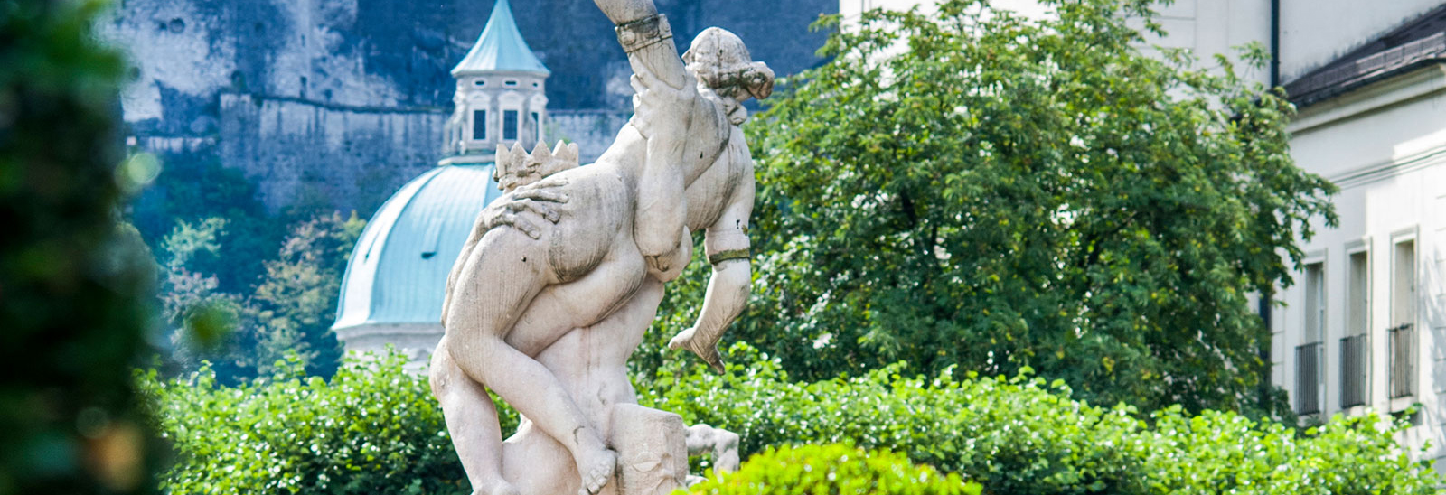Salzburg Guide Tourismus - Stadtblick