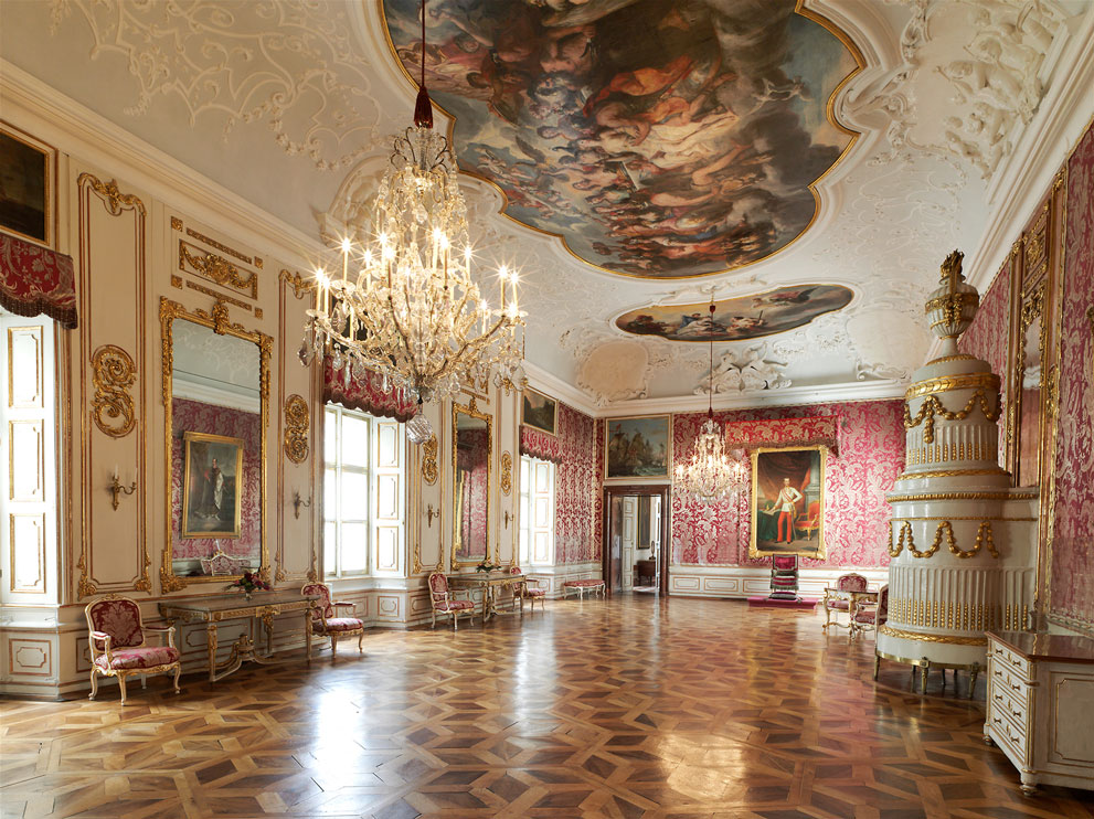 Salzburg Guide - Thronsaal Residenz