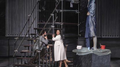 Tosca mit Anna Netrebko, Salzburger Festspiele