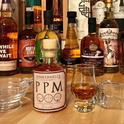 pinkernells whisky
